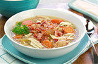 Healthy HG Soup Recipes: Bacon Apple Chicken Stew