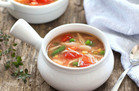 Healthy HG Soup Recipes: Chicken No-Noodle Soup with Veggies