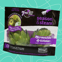 Ocean Mist Season & Steam Microwavable Artichokes