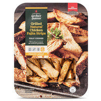 HG's Healthy Target Finds: Archer Farms Grilled Natural Chicken Fajita Strips (Fully Cooked)