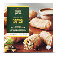 HG's Healthy Target Finds: Archer Farms Southwest-Style Chicken Egg Rolls