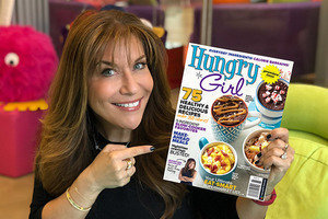 The Hungry Girl Magazine, from Lisa Lillien