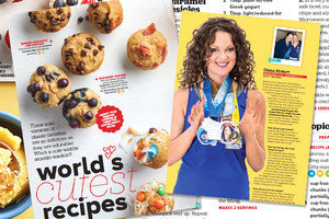 The Hungry Girl Magazine: A Look Inside