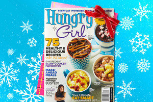 The Hungry Girl Magazine: 2-Issue Gift Bundle