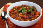 Healthy Foods That Supersize: Veggie Chili