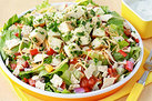 Chopped Fiesta Chicken Salad