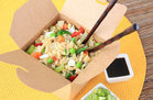 Healthy Foods That Supersize: Cauliflower Fried Rice