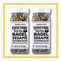 Trader Joe's Everything but the Bagel Sesame Seasoning Blend with Sea Salt, Garlic & Onion