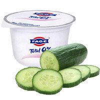 Snack Hacks: Give Greek yogurt the savory treatment.