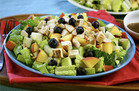 Chick-a-licious Fruity Green Salad
