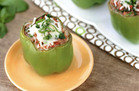 Mangia Lasagna Stuffed Peppers