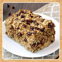 Healthy HG Peanut Butter Recipe: Peanut Butter Chocolate Oatmeal Bake