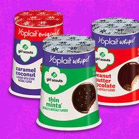 Yoplait Girl Scout Cookie Inspired Yogurts