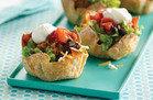 Tiny Taco Salads