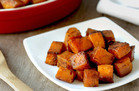 Veggie-Based Carb Swap: Cinnamon Maple Butternut Squash