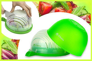 Amazon Find of the Week: 60 Second Salad Cutter Bowl