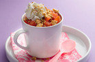 Red Hot Apple Pie in a Cup