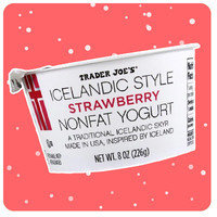 HG-Approved Trader Joe's Finds: Icelandic Style Nonfat Yogurt in Strawberry