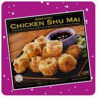 HG-Approved Trader Joe's Finds: Chicken Shu Mai