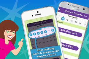 The Hungry Girl Diet App Is Back!