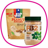 Plant-Based Protein: Powdered Peanut Butter
