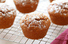 3-Ingredient Spice Cake Muffins