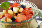 Supersized Snack: Ginormous Fruit Salad Surprise