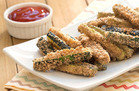 Supersized Snack: Crispy Zucchini Fries