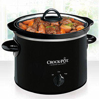 Amazon Finds Under $10: Crock-Pot 2-QT Round Manual Slow Cooker