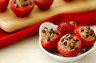 Chocolate Cheesecake Strawberries