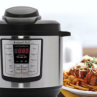 Gadgets to Make Your Life Easier: Instant Pot 6 Qt. 6-in-1 Multi-Use Programmable Pressure Cooker, Slow Cooker, Rice Cooker, Sauté, Steamer, and Warmer