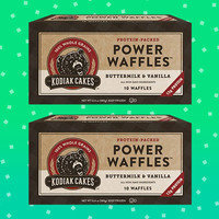Kodiak Cakes Protein-Packed Power Waffles in Buttermilk & Vanilla