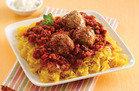 Spaghetti Swap & Meatballs