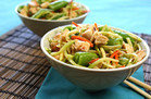 Spicy Thai-Style No-Cook Stir-Fry