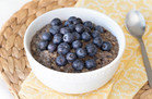Slow-Cooker Blueberry Oatmeal