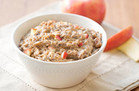 Slow-Cooker Apple Maple Oatmeal