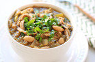 Pork Tenderloin Green Chili