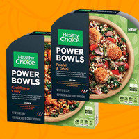 New Meatless Varieties: Healthy Choice Power Bowls