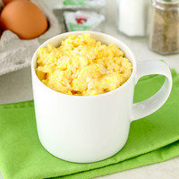 Two-Ingredient Recipes: The Egg Mug Classic