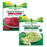 5 Healthy Hungry Girl Grocery Staples: Green Giant Veggie Spirals