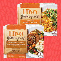 Luvo Steam in Pouch Meals