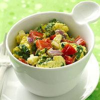 HG's Healthy It's All Greek to Me Egg Mug Recipe