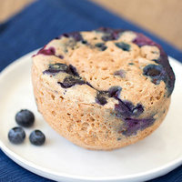 HG's Healthy Bursting-with-Blueberries Muffin in a Mug Recipe