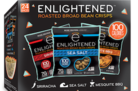 Enlightened Roasted Broad Bean Crisps
