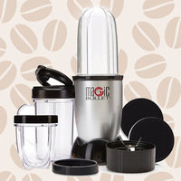 Use your Magic Bullet as a milk frother.