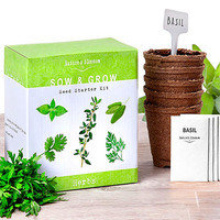 Mother's Day Gifts: Nature's Blossom's Herb Garden Starter Kit