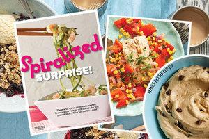 Hungry Girl Magazine Summer Issue: Sneak Peek Inside