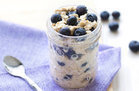 Hungry Girl's Healthy Single-Serve Recipes:Blueberry Muffin Overnight Oats