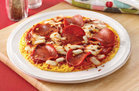 Hungry Girl's Healthy Single-Serve Recipes:Pepperoni Breakfast Pizza
