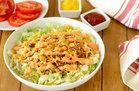 Hungry Girl's Healthy Single-Serve Recipes: Mac Attack Burger Bowl